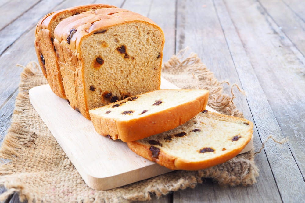 Cinnamon Raisin Loaf