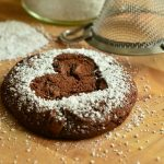 Chocolate Heart Cookie
